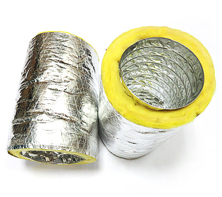 Pre-insulated Duct